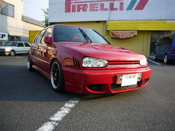 VOLKSWAGEN GOLF3