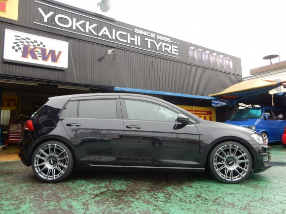 GOLF7 Highline